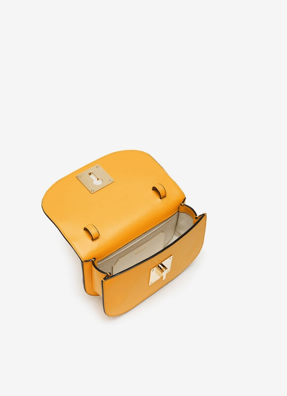 YELLOW CALF Mini and Belt Bags - Bally