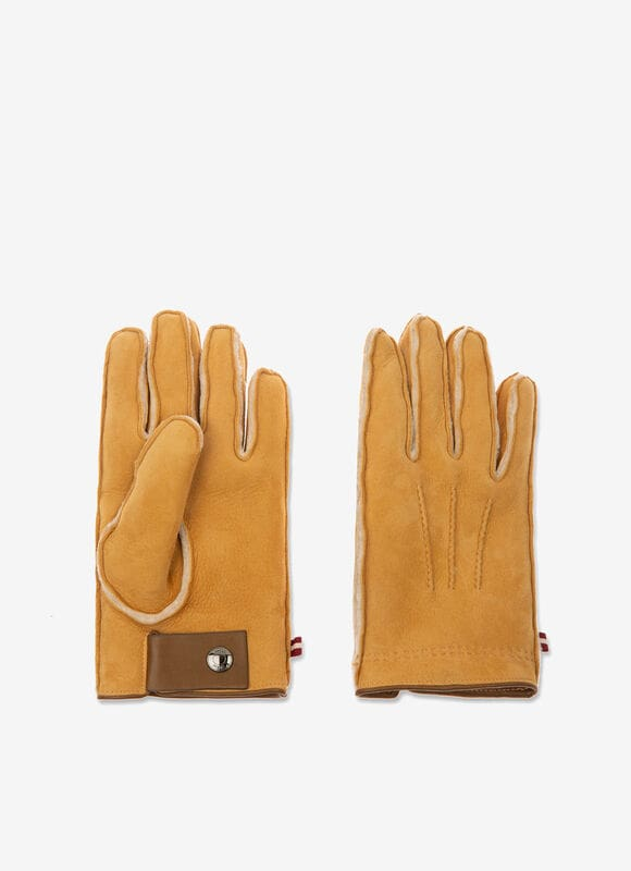 BROWN SHEEP Gloves and Hats - Bally