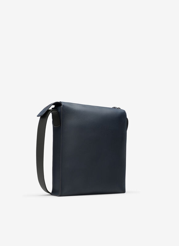 BLUE CALF Messenger Bags - Bally