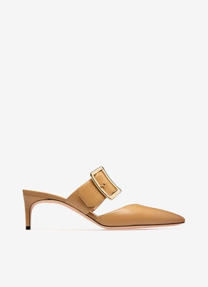 BROWN GOAT Pumps - Bally