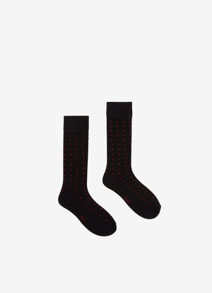 MULTICOLOR COTTON Socks - Bally