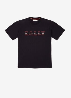 BLUE COTTON Shirts and T-Shirts - Bally