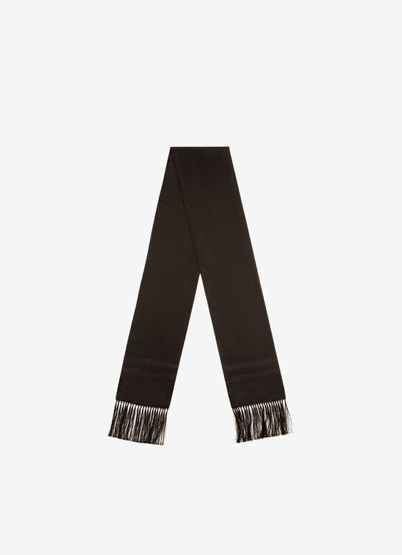 BLACK SILK Scarves - Bally