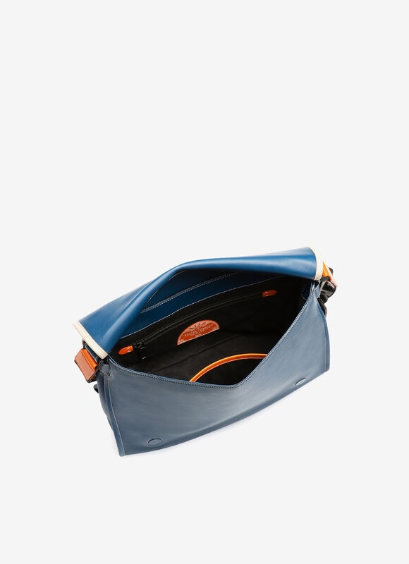 BLUE BOVINE Messenger Bags - Bally