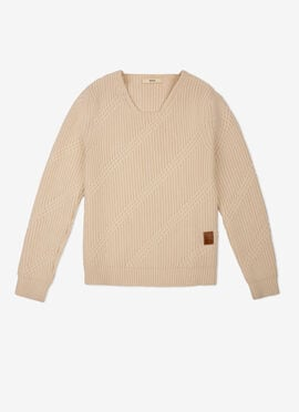 NEUTRAL WOOL Knitwear - Bally