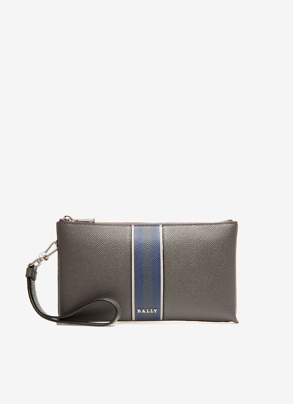 GREY CALF Wallets - Bally