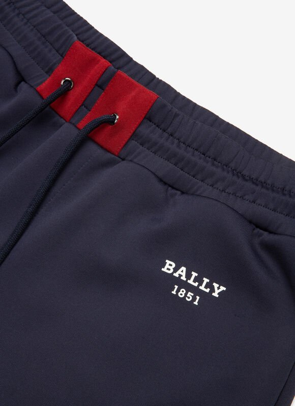 MULTICOLOR MIX COTTON/POLY Pants - Bally