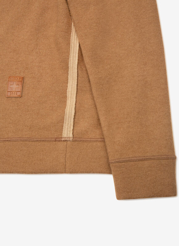 BROWN CAMEL HAIR Tracksuits - Bally