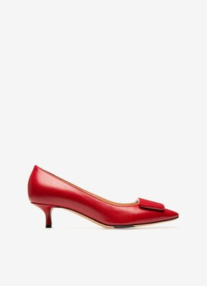 RED LAMB Pumps - Bally