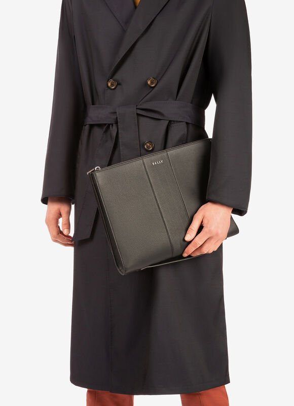 BLACK CALF Clutches & Portfolios - Bally