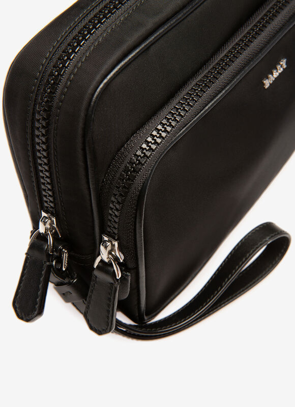 BLACK NYLON Clutches and Portfolios - Bally