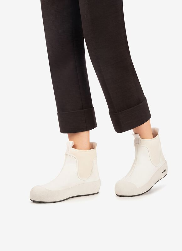 WHITE CALF Boots - Bally