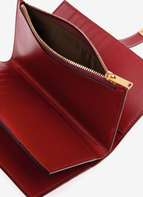 RED CALF Wallets - Bally