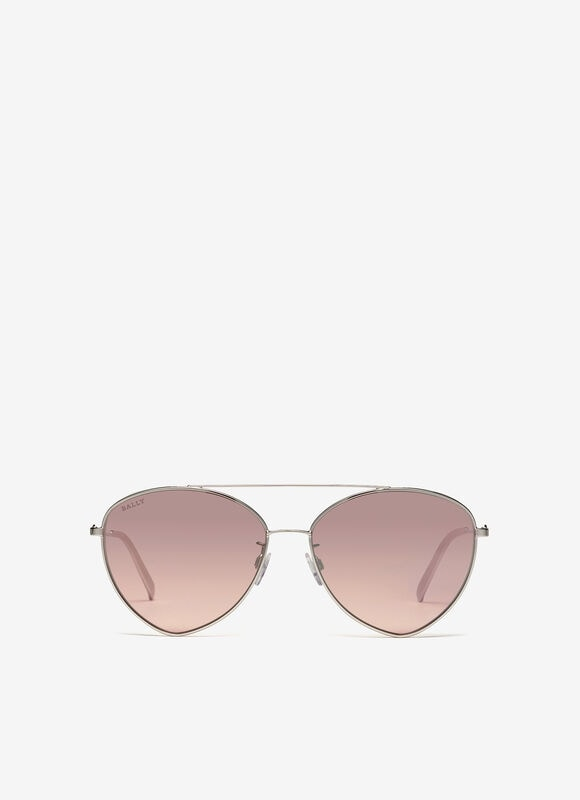 PINK METAL Sunglasses - Bally