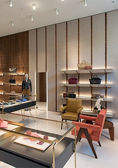 Bally and Zagliani harmonise to create a bespoke service